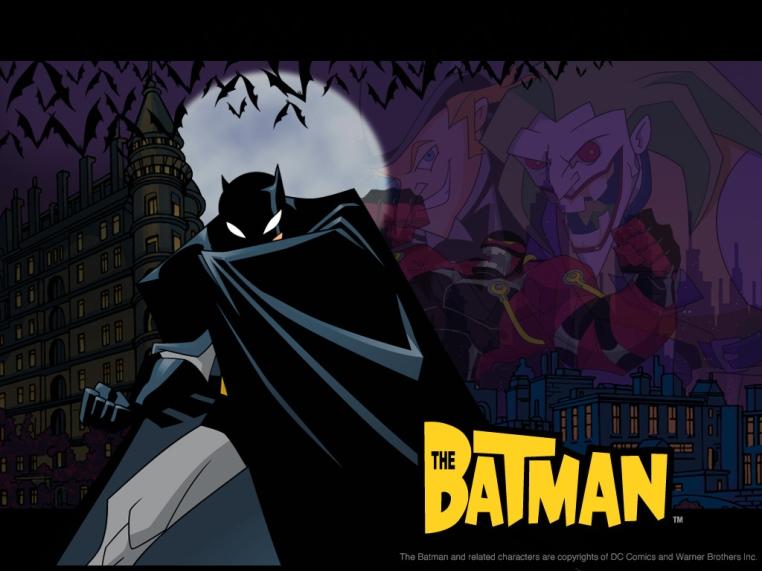 Cool Wallpaper The Batman 21966998 1024 768 Primera Fila