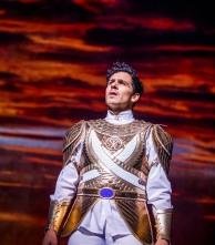 Liam Tamne as Ramses in The Prince Of Egypt, credit Tristram Kenton ©DWA LLC