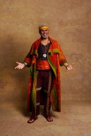 Gary Wilmot como Jethro. Foto: Darren Bell