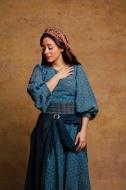 Mercedesz Csampai como Yocheved. Foto: Darren Bell