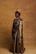Tanisha Spring as Nefertari. Photo: Darren Bell