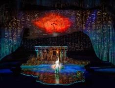 A scene from The Prince Of Egypt by Stephen Schwartz and Philip LaZebnik @ Dominion Theatre. (Opening 25-02-20) ©Tristram Kenton 02/20 (3 Raveley Street, LONDON NW5 2HX TEL 0207 267 5550 Mob 07973 617 355)email: tristram@tristramkenton.com
